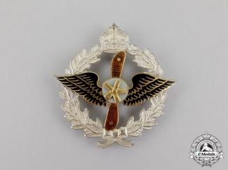 Germany. A Rare Member's Badge of the German Aero-Modeler's Association