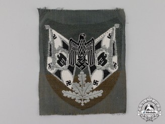 Germany. A Mint & Unissued Third Reich Period Infantry Flag Bearer's Sleeve Patch