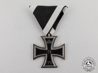 Germany. An Iron Cross 1914 Second Class, Austrian Ribbon
