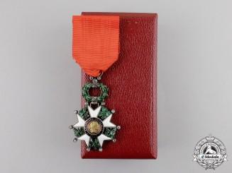 France, III Republic. A Legion D'Honneur with Diamonds, Knight, c.1880