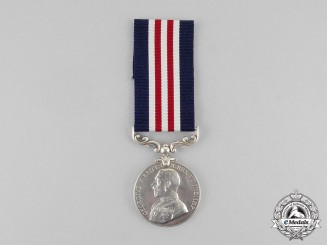 Canada. A Military Medal to Private Gibson, 4th Inf., For Gallant Service as a Stretcher Bearer at Passchendaele