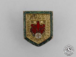 Germany. A 1944 Tiroler Marksmanship Association Membership Badge