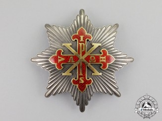 Italy, Duchy of Parma. An Order of Constantine of St.George, Grand Cross Star, c.1880