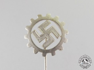 Germany. A DAF (German Labour Front) Membership Stick Pin