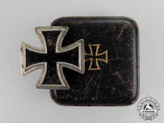 Prussia. A Very Scarce and Fine Cased Iron Cross 1813, First Class