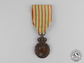 France. A Saint Helena Medal