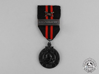 Finland. A Winter War 1939-1940 Medal, Air Force (Ilmapuolustus) and Crossed Swords Clasps