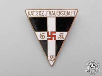Germany. A National Socialist Women's League Membership Badge; Large Version