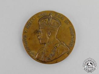 United Kingdom. A British Empire Exhibition Medal 1925