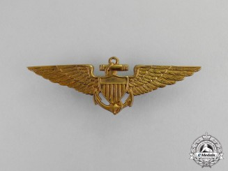 United States. A Naval Aviation Pilot Wing, c.1925W