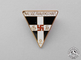 Germany. A National Socialist Women's League Membership Badge; Small Version