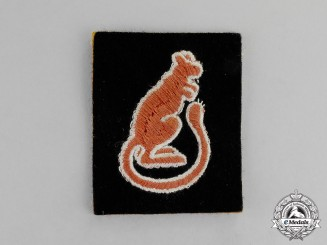 United Kingdom. A 7th Armoured Division Sleeve Patch 1940-1945