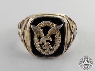 Germany. A Third Reich Period Luftwaffe Condor Legion Ring