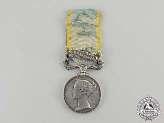 Great Britain. A Crimea Medal 1854-1856, Sebastopol