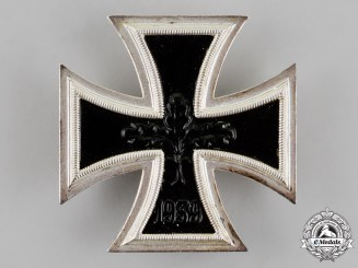 Germany, Republic. A Mint Iron Cross 1939 First Class, Alternative 1957 Version