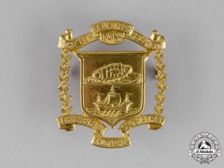 Canada. A New Brunswick Regiment (Tank) Cap Badge
