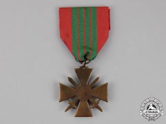 France, Republic. A Croix de Guerre, Field Made