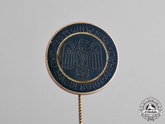 Germany. A 1936 Winter Aid of the German People Donation Badge