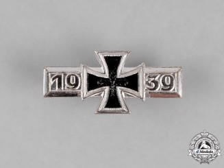 Germany, Republic. A Iron Cross 1939 Repetition Clasp, Alternative 1957 Version