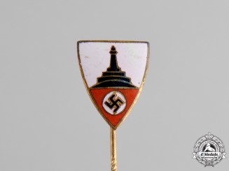 Germany. A Kyffhäuser Veteran's Association Membership Stick Pin