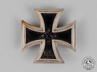 Germany. An Early Iron Cross 1939 First Class by Paul Meybauer, Berlin