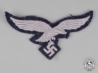 Germany. A Luftwaffe EM/NCO's Breast Eagle