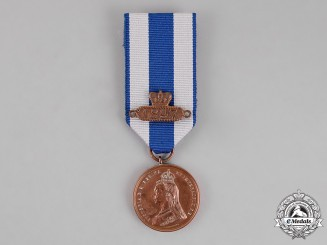 United Kingdom. A Queen Victoria Golden Jubilee Medal 1887, Bronze Grade