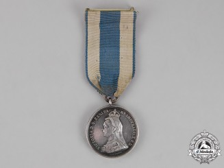 United Kingdom. A Queen Victoria Diamond Jubilee Medal 1897, Silver Grade