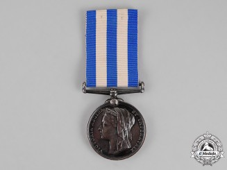 United Kingdom. A British Egypt Medal 1882-1889, 1st Battalion, Yorkshire Regiment