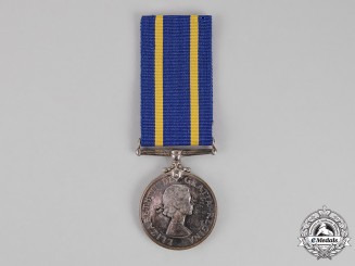 Canada. A Royal Canadian Mounted Police Long Service Medal