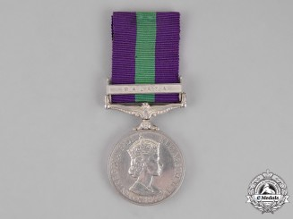United Kingdom. A General Service Medal 1918-1962, Royal Engineers