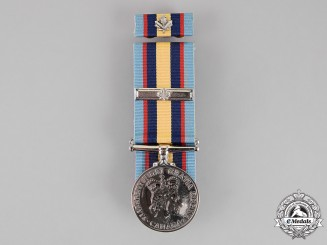 Canada. A Gulf and Kuwait Medal 1990-1991