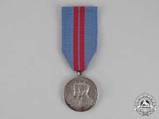 United Kingdom. A King George V and Queen Mary Coronation Medal 1911