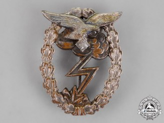 Germany. A Luftwaffe Ground Assault Badge