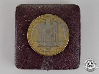 Germany. A Cased R.D.KL (National Association of Small Animal Breeder) Merit Medal
