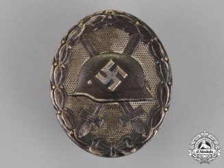 Germany. A Wound Badge, Silver Grade, by the Official Vienna State Mint