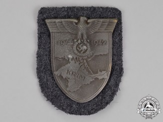 Germany. A Luftwaffe Issue Krim Shield