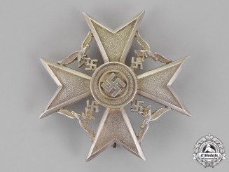 Germany, Third Reich. A Spanish Cross, Silver Grade, c.1939