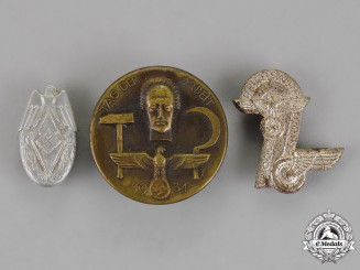 Germany. A Grouping of Third Reich Period Event Badges