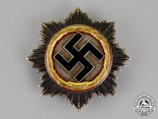Germany. A German Cross, Gold Grade, Heavy Version, by Deschler & Sohn of München