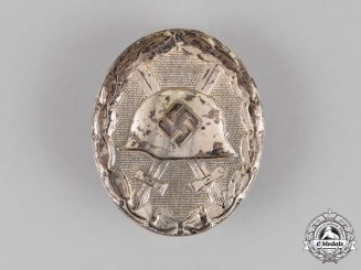 Germany. A Wound Badge, Silver Grade