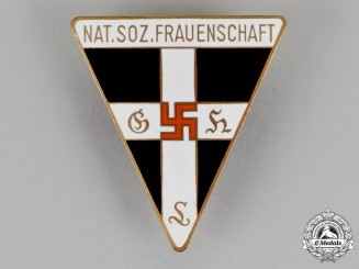 Germany. A German N.S. Frauenschaft Badge