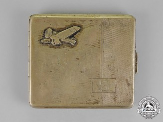 Germany. A Cigarette Case, c.1940