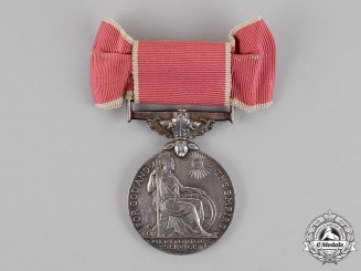 United Kingdom. A Medal of the Order of the British Empire, to Miss Mary Ryan