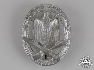 "Germany. A General Assault Badge, by ""Unknown Maker #10"""