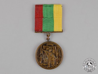 Lithuania. A Medal for the Twentieth Anniversary of the Great Congress of Vilnius 1905, Rare