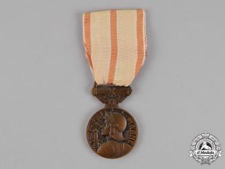 France, Third Republic. A Marne Medal, c.1937