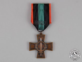Finland. A Taipale Cross, by  Alexander Tillander & Co., c.1943