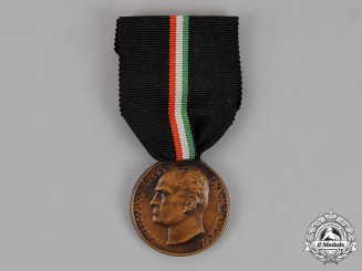 United States. An Italian Fascist Rally at Morristown, New Jersey Medal 1936