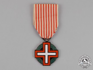 Italy, Kingdom. A Western Army Commemorative Cross 1940